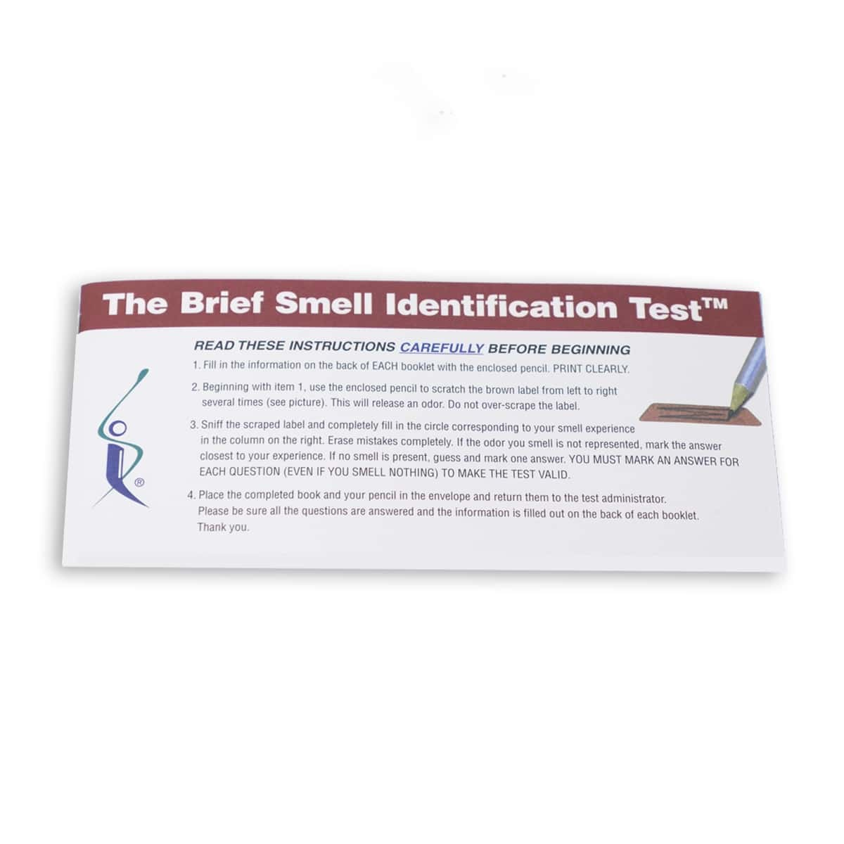 Brief Smell Identification Test Image